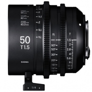 Sigma SIGMA 50mm T1.5 FF High Speed Prime Lens
